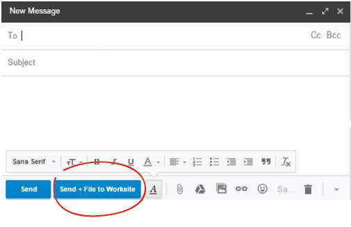 Gmail2Work