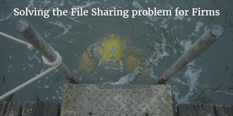 Solving File Sharing problem