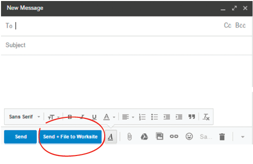 Gmail Integration with iManage